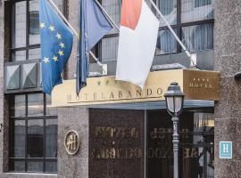 Hotel Abando, Bilbao