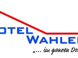 Hotel Wahlenau, Wahlenau (Horbruch yakınında)
