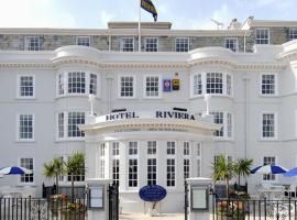 Hotel Riviera, Сидмаут