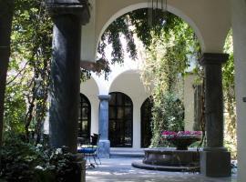 Casa Mision de San Miguel