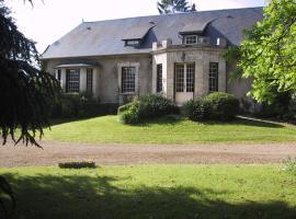 Domaine de l'Etang, Mons-en-Laonnois (рядом с городом Monampteuil)