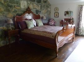 Fron Oleu Bed and Breakfast, Criccieth (рядом с городом Dolbenmaen)
