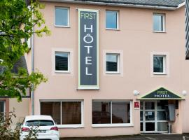 Hotel First Rodez