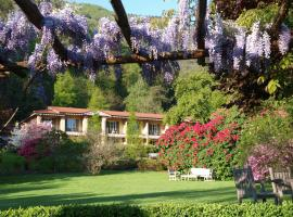 Park Hotel Villa Belvedere, Каннобио
