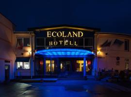 Ecoland Spa Hotel, Tallinn (Kaasiku yakınında)