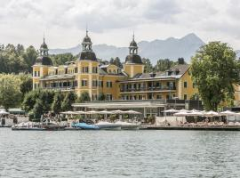 Falkensteiner Schlosshotel Velden – The Leading Hotels of the World, Velden am Wörthersee
