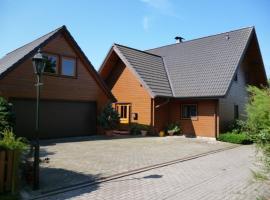 Ferienhaus Baller, Meezen (Aukrug yakınında)