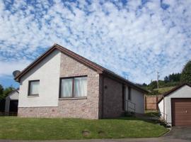 Holiday Home Clisham, Fortrose (рядом с городом Avoch)