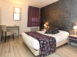 Hotel The Originals Mulhouse Est (ex P'tit-Dej Hotel)