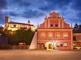 Hotel Růže, Rožmberk nad Vltavou