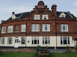 The George at Cley, Cley next the Sea (рядом с городом Blakeney)