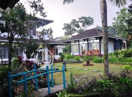 Fuji Villa, Джокьякарта (рядом с городом Kaliurang)