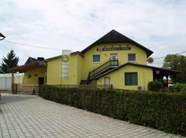 Pension u Vlčků, Hracholusky (Blatnice yakınında)