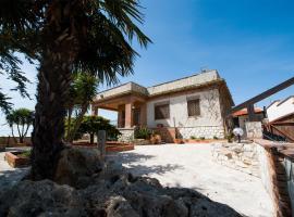 Villa del Tramonto, Partanna (Santa Ninfa yakınında)