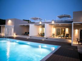 Galinio Boutique Apartments, Скафидия (рядом с городом Áyios Ilías)