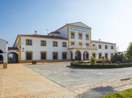 Sercotel Hotel Cortijo Santa Cruz, Villanueva de la Serena (рядом с городом Navalvillar de Pela)