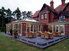 The Old Vicarage Hotel & Restaurant, Бриджнорс (рядом с городом Worfield)