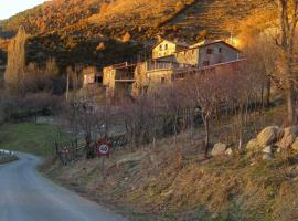 Casa Enriu, Vilaller (рядом с городом Llesp)