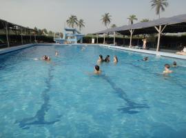 Hotel de la Diaspora, Ouidah (рядом с регионом Bopa)