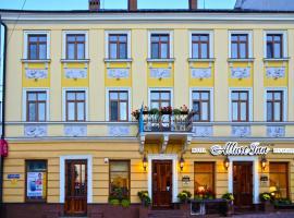 AllureInn Hotel and Restaurant Complex, Chernivtsi