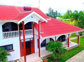Tonga Holiday Villa