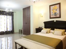Hotel Rural Villa De Cañamero, Каньямеро (рядом с городом Логросан)