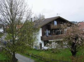 Ferienhaus Birgit Lang, Lechbruck (Bichel yakınında)