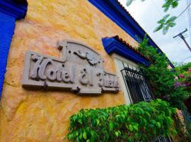 Hotel el Fuerte, El Fuerte