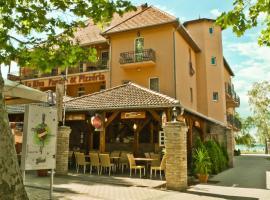 Hotel La Riva, Siófok