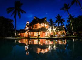 Casa Villa Magnolia B&B, Cruz de Huanacaxtle