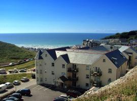 Beachcombers Apartments