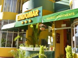 Apartamentos Turisticos Lindomar, 아마카오데페라