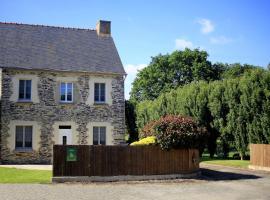 Gîte de Kerguichardet, Mur-de-Bretagne (Near Lake Guerlédan )