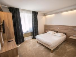 Hotel Les Voyageurs, Modane