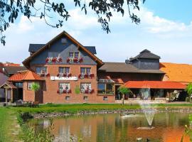 Der Teichhof, Grandenborn (Röhrda yakınında)