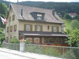 Lüber's Bed & Breakfast, Grellingen