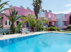 Anatoli Beach Hotel, Georgioupolis