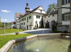 Seminarhotel Kloster Fischingen, Fischingen (Kirchberg yakınında)