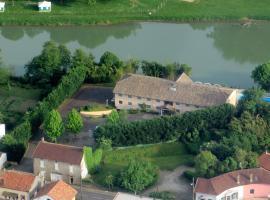 N'Atura Hôtel, Aire-sur-l'Adour (рядом с городом Gée-Rivière)