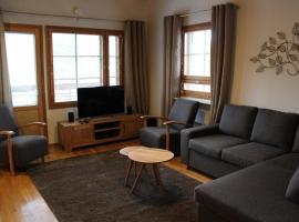 Alppi Tähti Apartment, Тахковуори