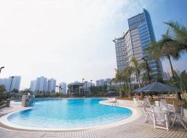 Harbour Plaza Resort City, Hong Kong (Near Tin Shui Wai)