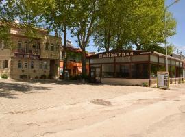 Choo Choo Pension, Egirdir (Near Davraz)