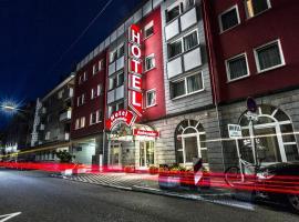 Hotel Ambassador, Karlsruhe