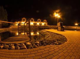 Kompleks Rekreacyjny Sielsko na Wygodzie, Imielno (Nær Sobków)