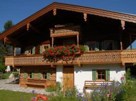 Ferienhaus Kramerl, Bad Häring (Schönau yakınında)