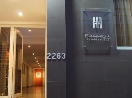Hotel Boutique Barrio 14