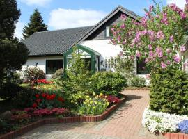 Ferienwohnung Sommerwind, Rhauderfehn (Ostrhauderfehn yakınında)