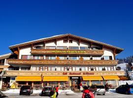Hôtel Le Relais Alpin, Les Mosses
