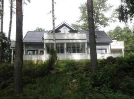 Villa Haapsaari, Сякюля