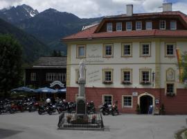 Hotelchen Döllacher Dorfwirtshaus, Гроскирхгайм
